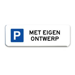 parkeerbord-met-logo