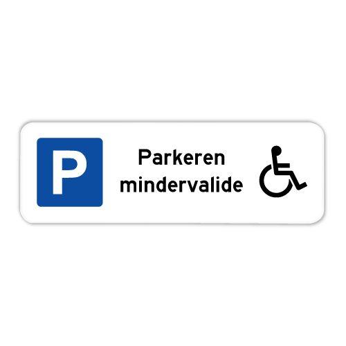 Mindervaliden