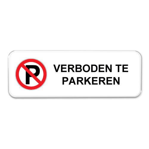 bord-niet-parkeren