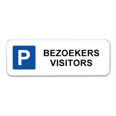 parkeerbord_bezoekers_visitors
