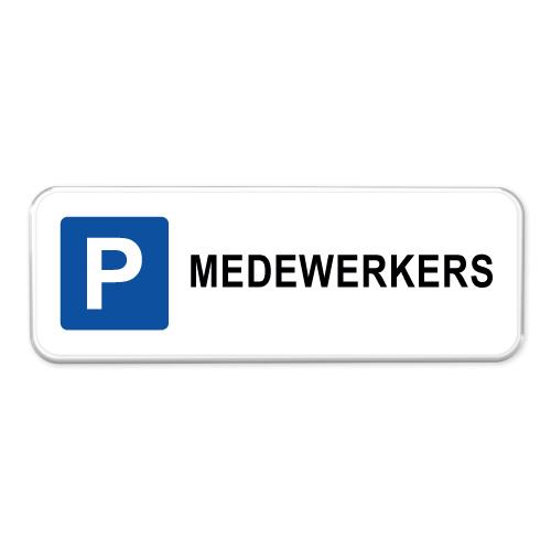 parkeerbord_medewerkers