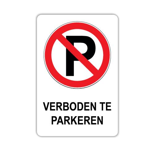 bord-niet_parkeren